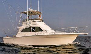 Egg Harbor 35 Sport Yacht