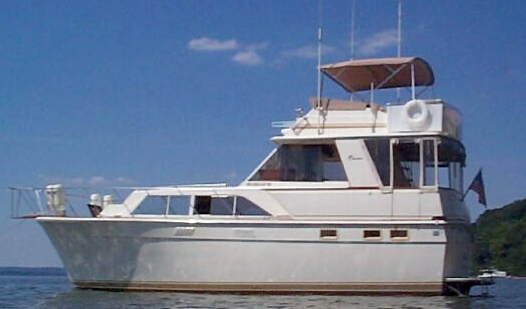 Egg Harbor 40 Motor Yacht