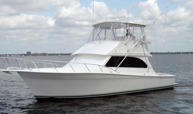 Egg Harbor 42 Sport Yacht