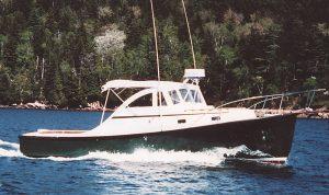 Ellis 28 Bass Boat