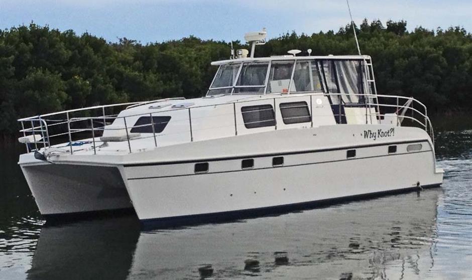 Endeavour 44 TrawlerCat