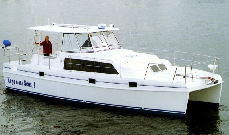 Endeavour TrawlerCat 36