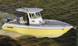 Everglades 260-270-275 Center Console