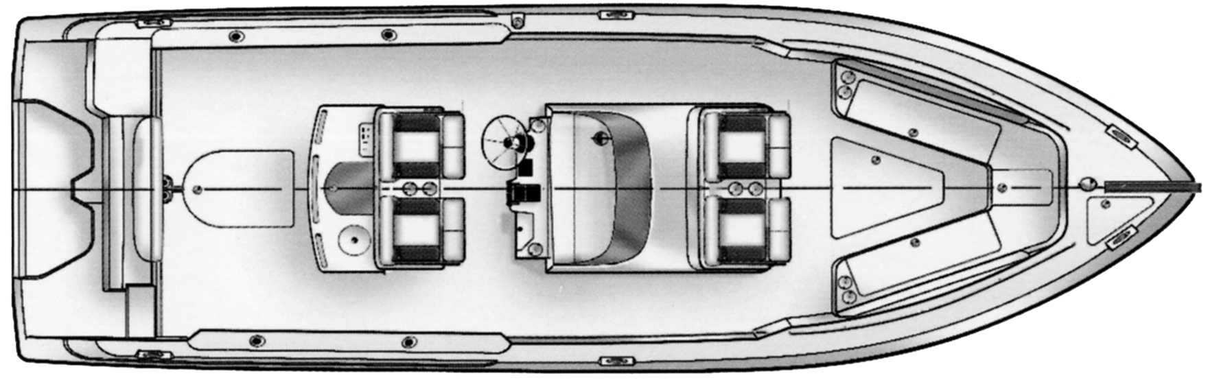 290-295 Center Console Floor Plan 1