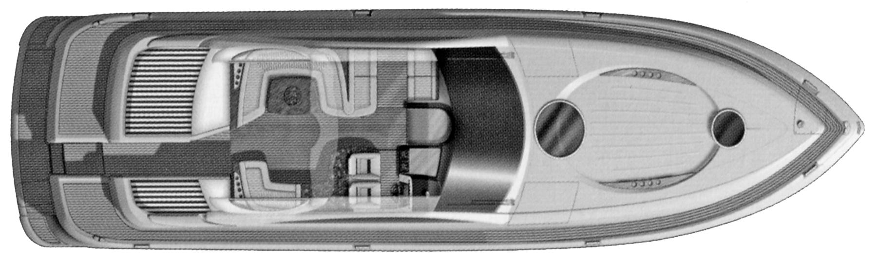 62 Targa Floor Plan 2