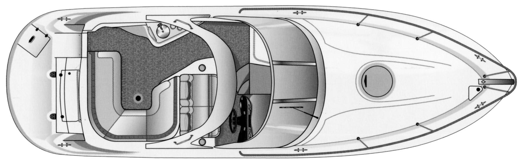 278 Vista; V285 Floor Plan 2
