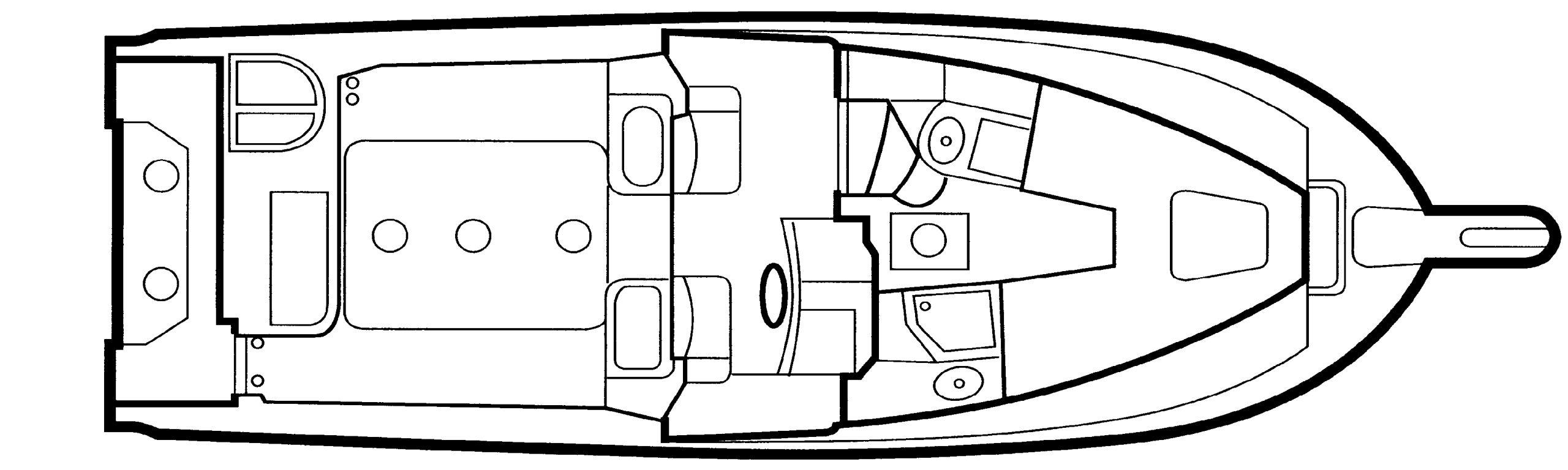 282 Sailfish Floor Plan 2