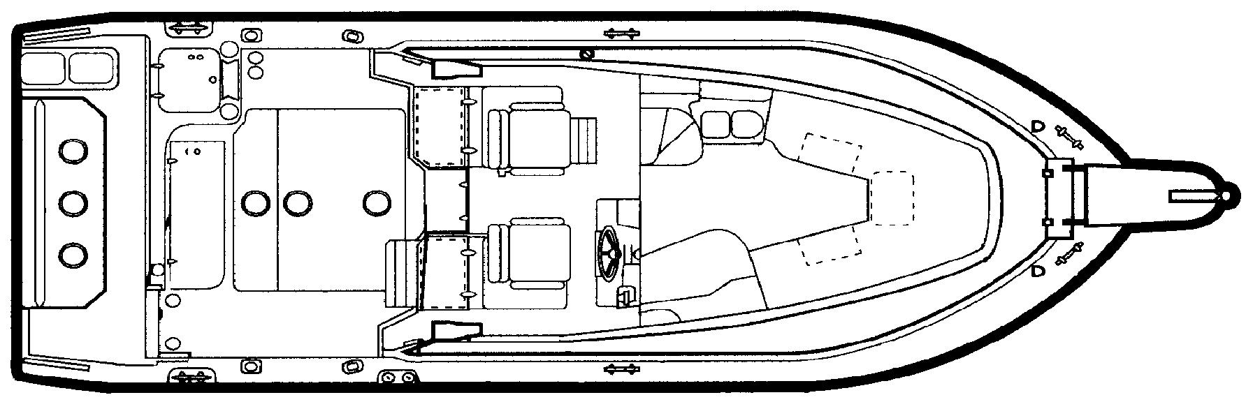 300 Marlin Floor Plan 1