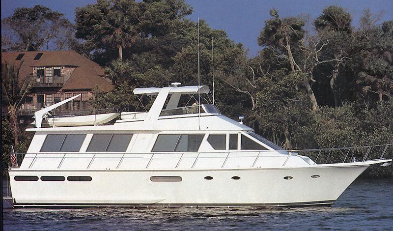 Gulfstar 63 Motor Yacht