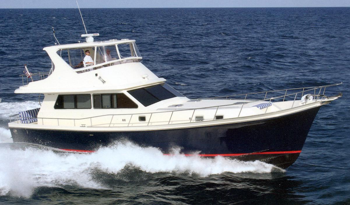 Hampton 540-560 Sedan