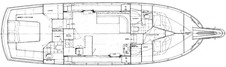 42 LRC MK II Floor Plan 2