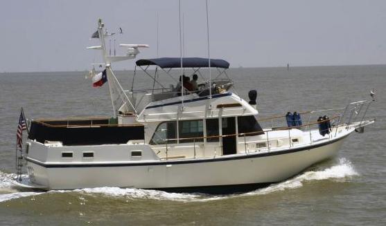 Hatteras 42 LRC MK II