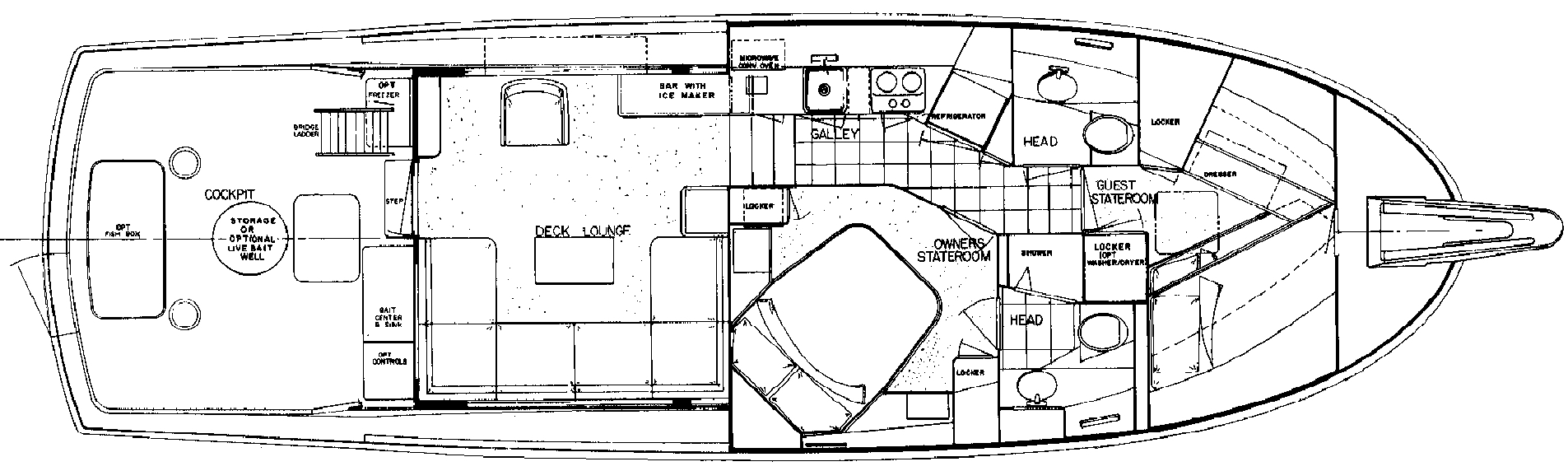 45 Convertible Floor Plan 1