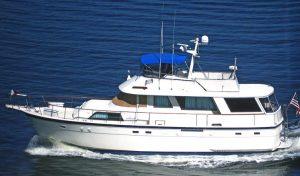 Hatteras 56 Motor Yacht