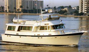 Hatteras 65 Long Range Cruiser