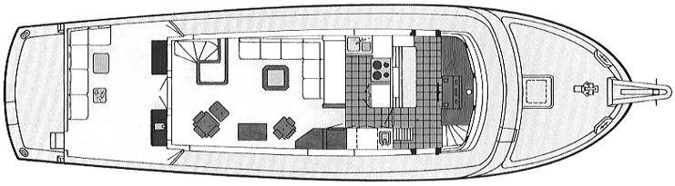 65 Long Range Cruiser Floor Plan 2