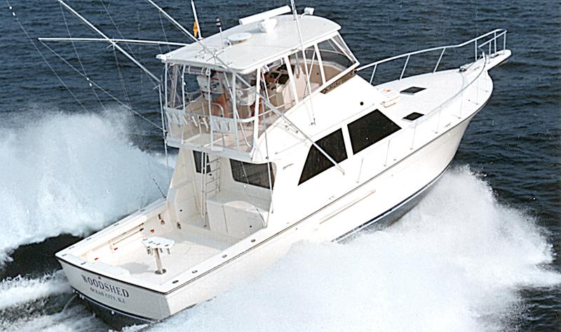 Henriques 44 Sport Fisherman