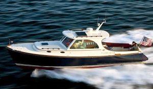 Hinckley 36 Picnic Boat
