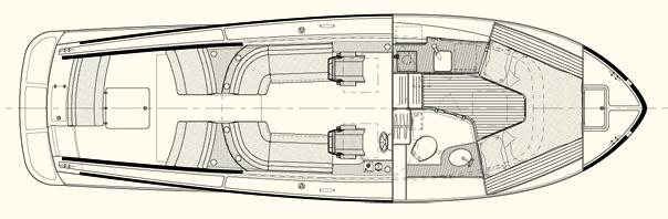 Talaria 34 Floor Plan 1