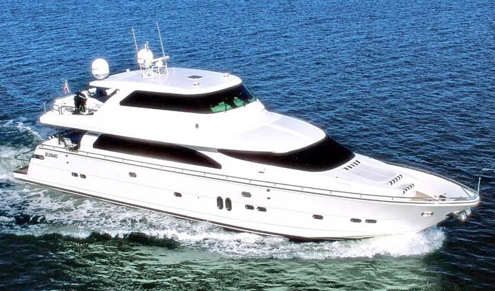 Horizon 82 Motor Yacht