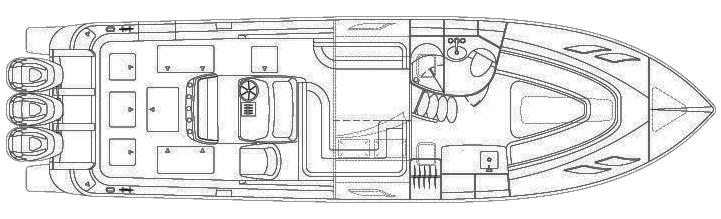 400 Cuddy Floor Plan 1