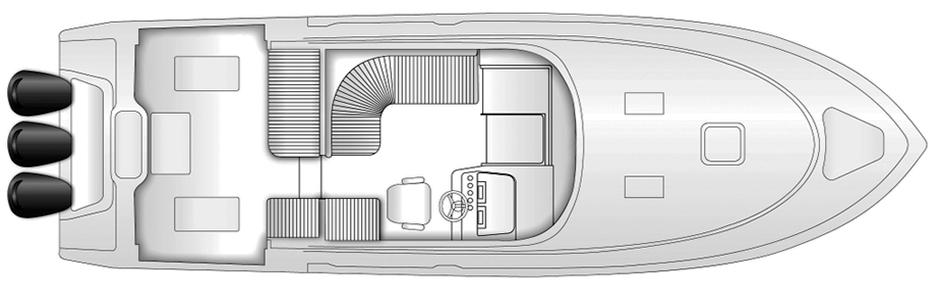 41 Sport Bridge Floor Plan 1