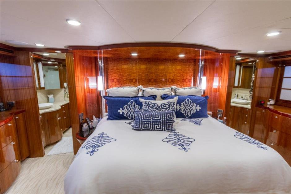 Image 2010: Master Stateroom