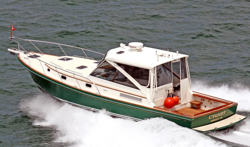 Little Harbor 36-38 Whisperjet