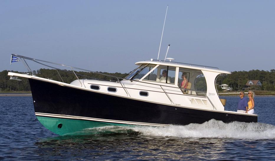 Mainship 31 Pilot