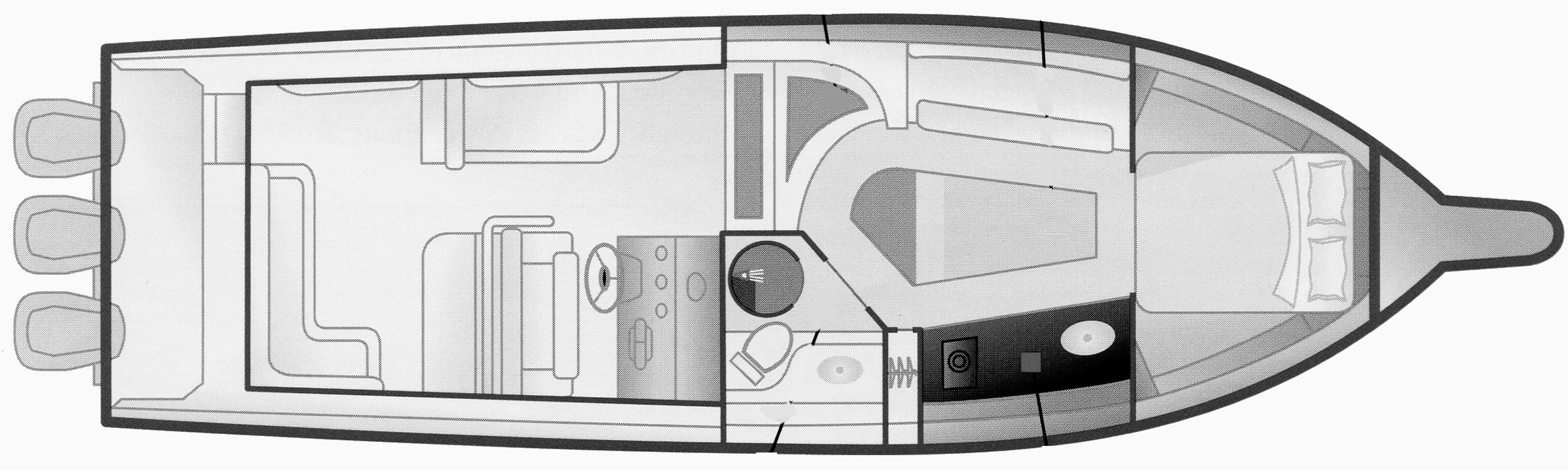 37 Cabin Floor Plan 1