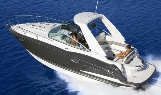 Monterey 260 SCR; 260-275 Sport Yacht