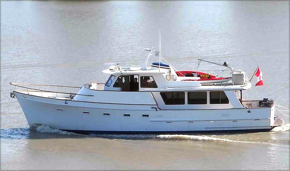 Ocean Alexander 50 Pilothouse MK I