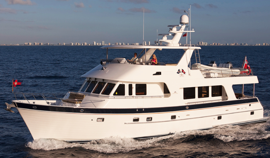 Outer Reef 700 Motor Yacht