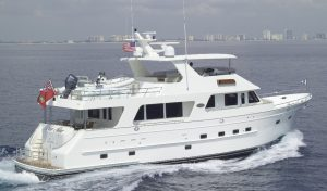 Outer Reef 730 Motor Yacht