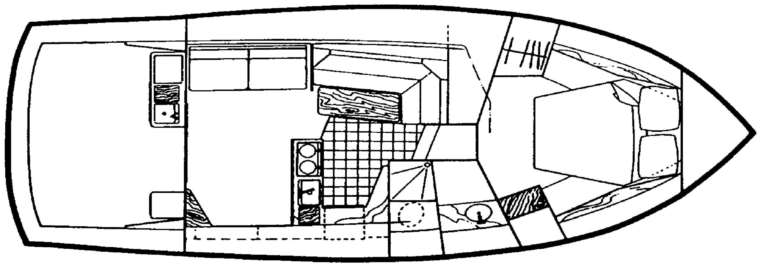 34 Convertible Floor Plan 1