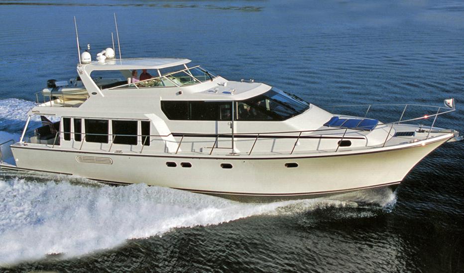 Pacific Mariner 65 Motor Yacht