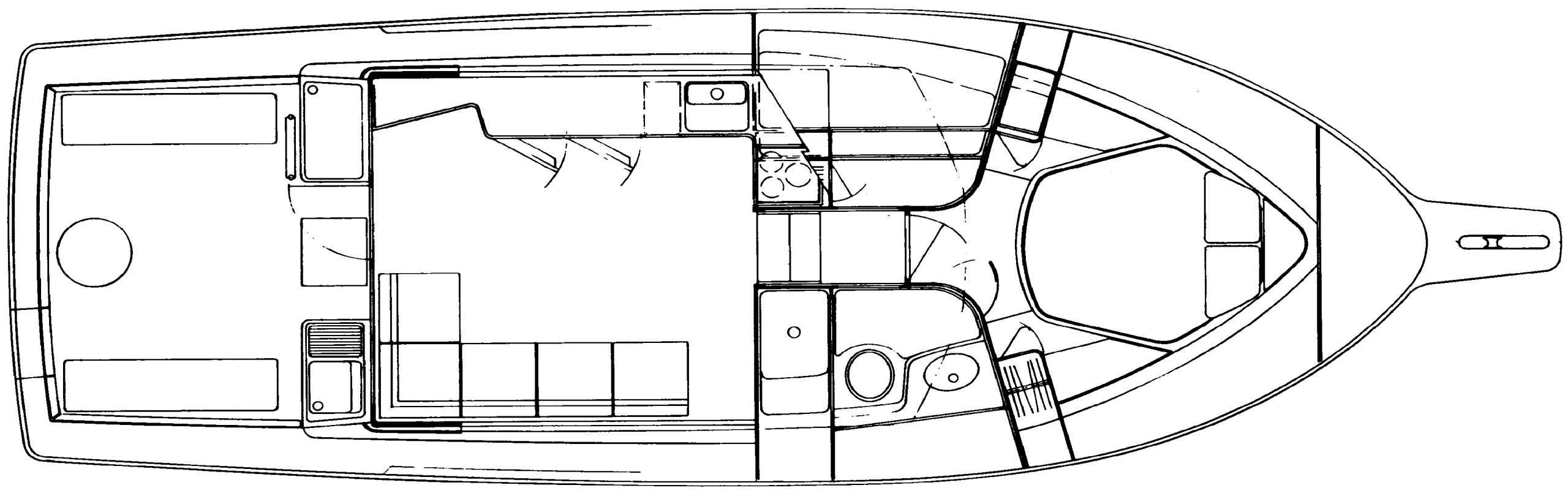 37 Convertible; 38 SFX Floor Plan 1