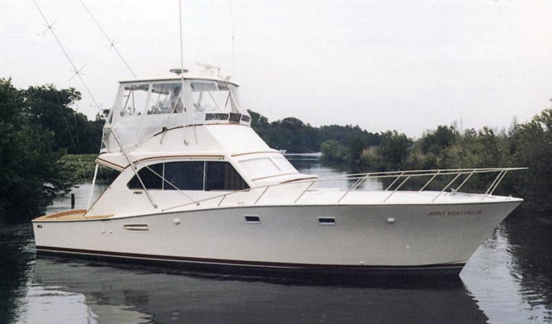 Post 42 Sport Fisherman