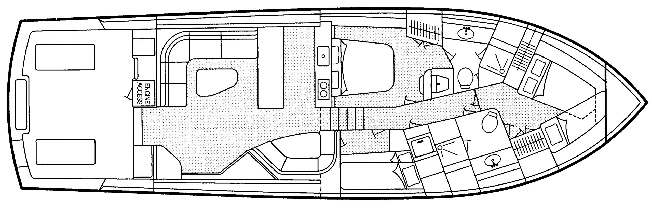 56 Convertible Floor Plan 1