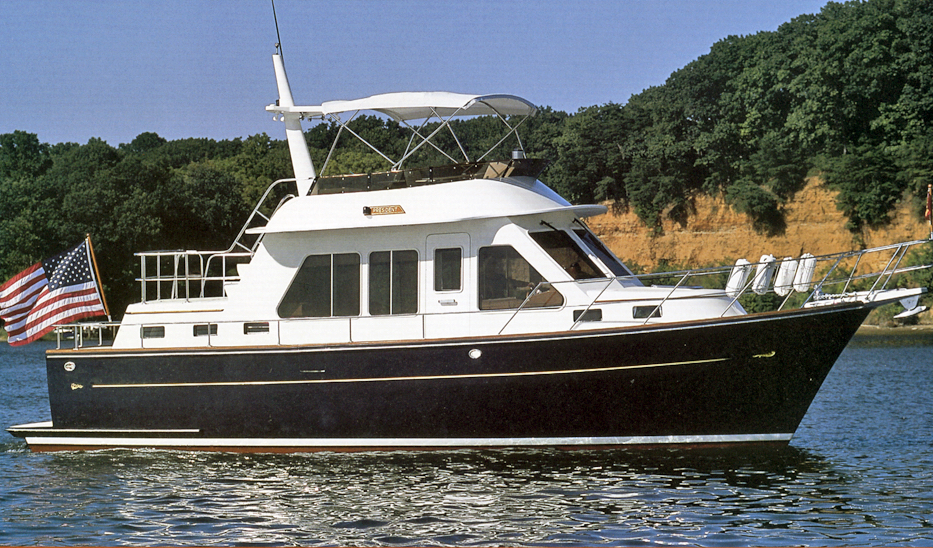 President 42 Trawler