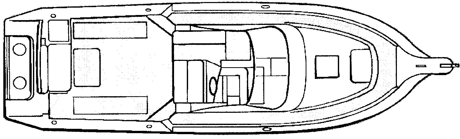 33 Walkaround Floor Plan 1