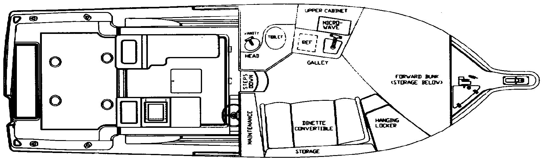 3000 Express Floor Plan 1