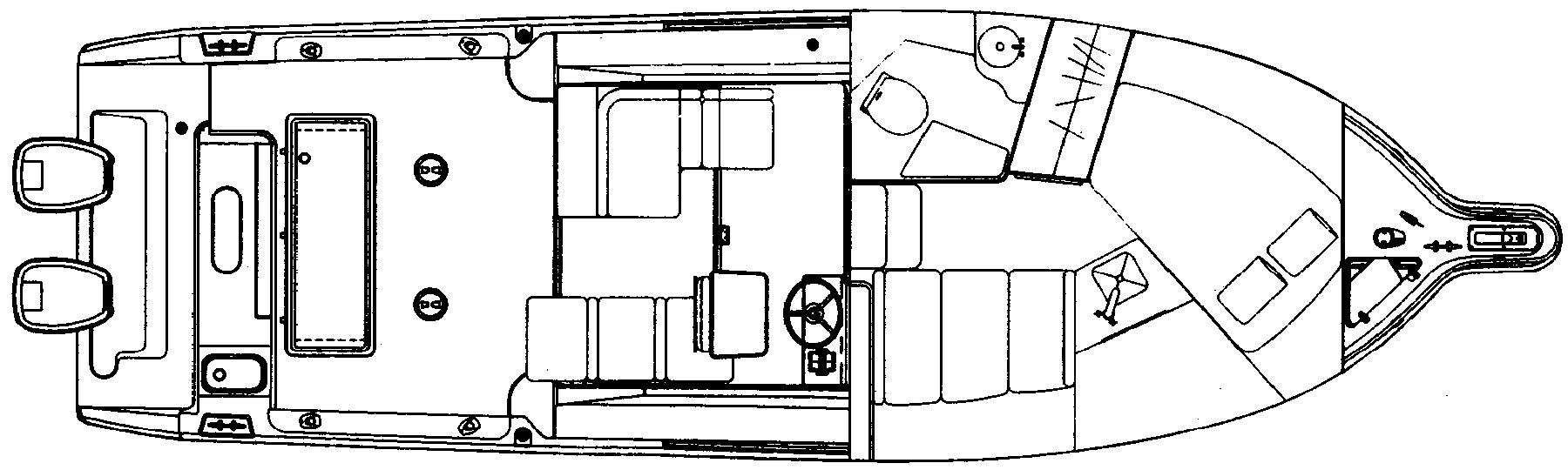 3070 Offshore Express Floor Plan 1