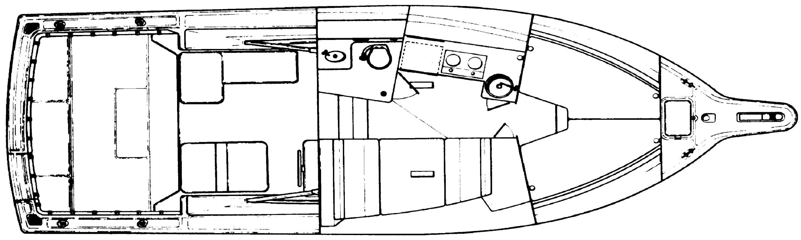 3250 Express Floor Plan 1