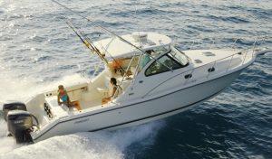 Pursuit 3370 Offshore; 335 Offshore