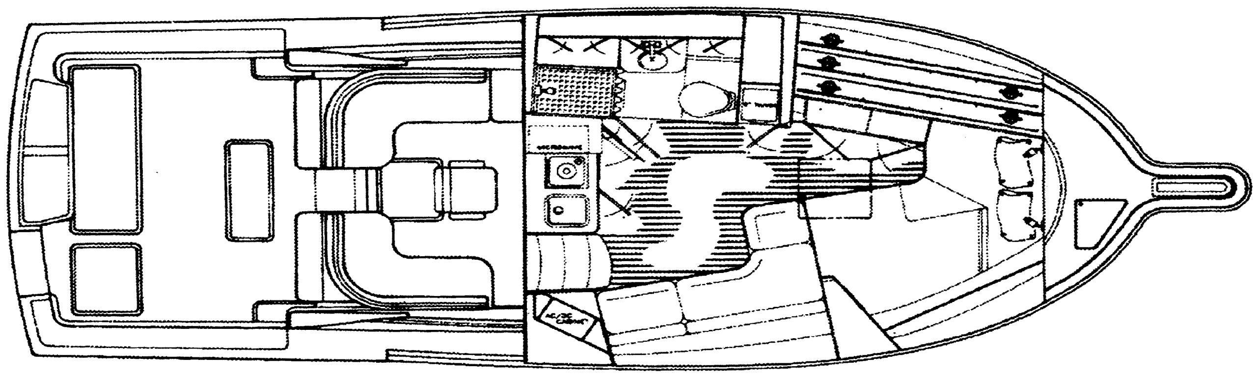 3400 Express Floor Plan 2