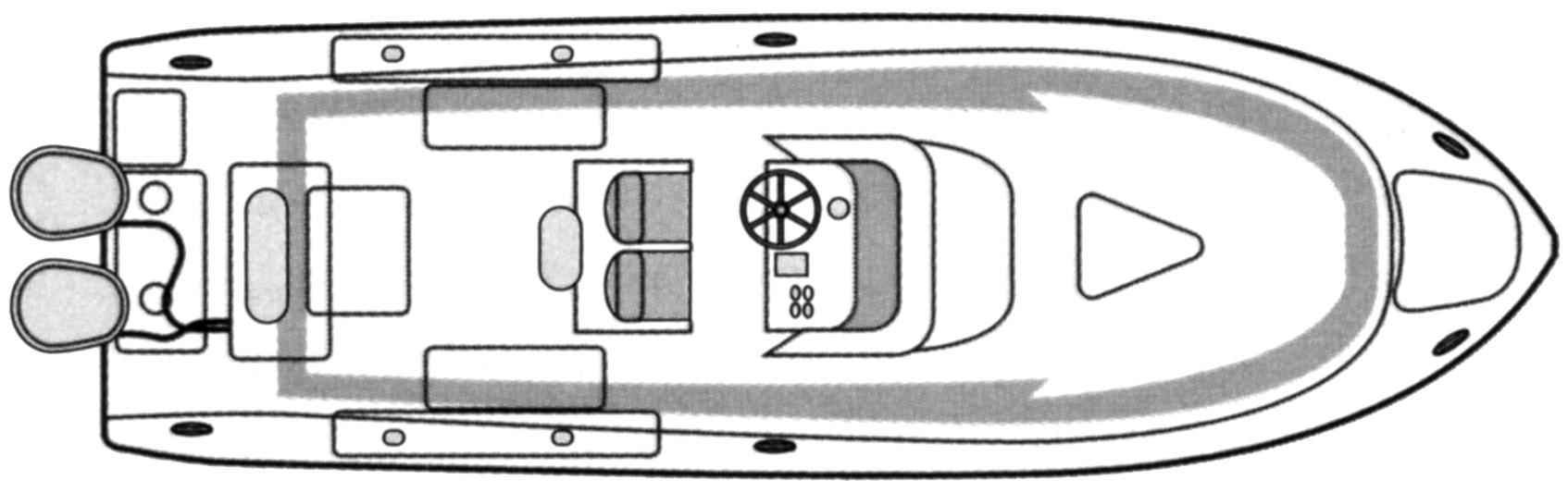 C 310 Floor Plan 1