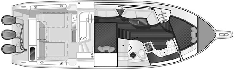 OS 375; OS 385 Floor Plan 2