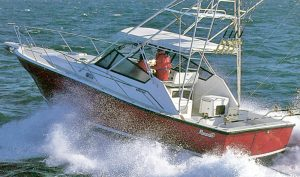 Rampage 36 Sportfisherman