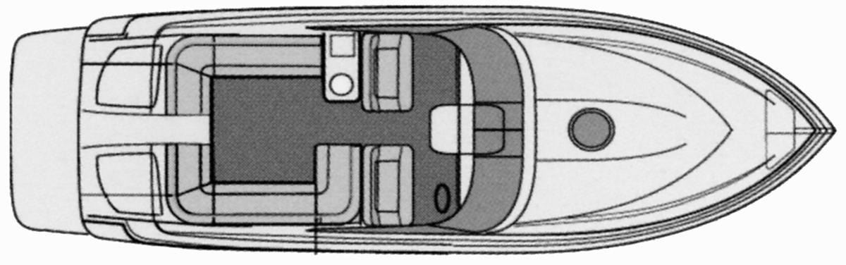 3350 Sport Cruiser Floor Plan 1